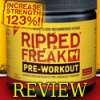 Thumbnail image for Ripped Freak Review: Strongest Pre Workout Supplement?