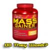 Thumbnail image for Mass Gainers: Do They Really Work?