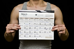 Calendar For P90X, P90X Phases, Fit Test Download!