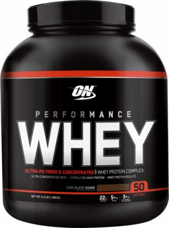 Performance Whey by ON