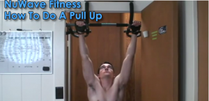 how to do a pull up
