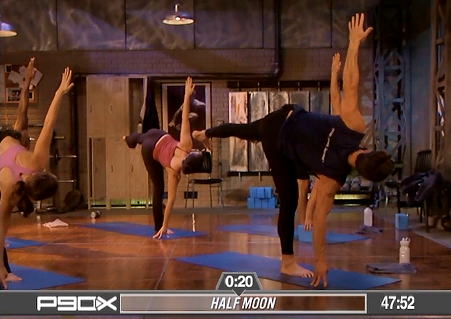P90X Reviews: Yoga X