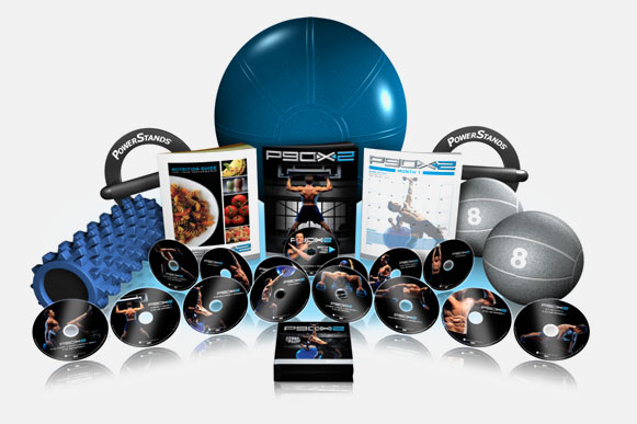 P90X2 Ultimate Package