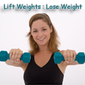 weight loss weight training