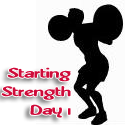 Starting Strength Day 1 in 2013