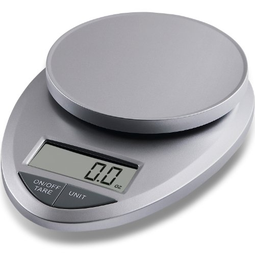 Eatsmart precision pro kitchen scale review nuwave fitness for Kitchen pro smart scale